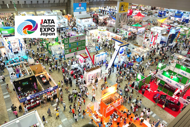 Jata Tourism Expo Japan