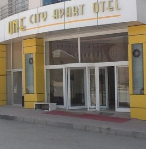 One City Apart Hotel Van - 8 Mart 2015 00:28